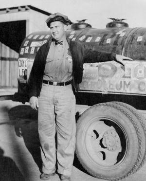 Glen Leiszler Founder of Leiszler Oil Co.
