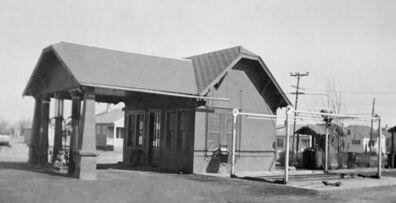 The first station Glen Leiszler purchased.